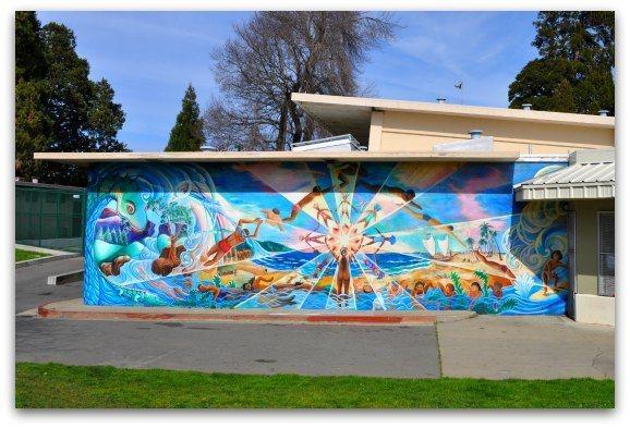 garfield park mural