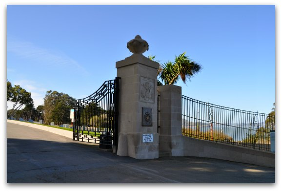 gates national cemetery san francisco