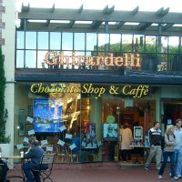 Ghirardelli Square Shopping