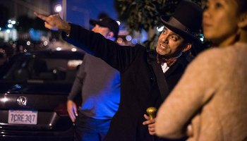 Ghost Tour Pacific Heights