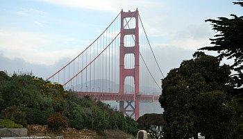 Golden Gate Bridge Half-Marathon