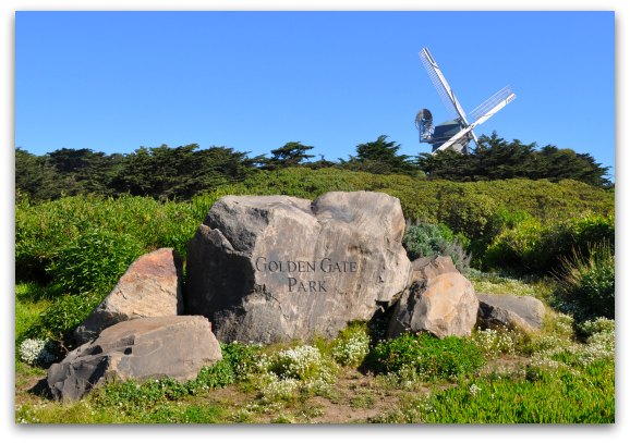 Golden Gate Park In San Francisco Top Activities