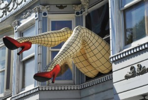 haight and ashbury legs