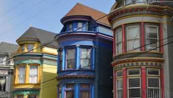 Haight Ashbury July