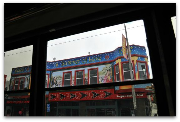 haight from bus