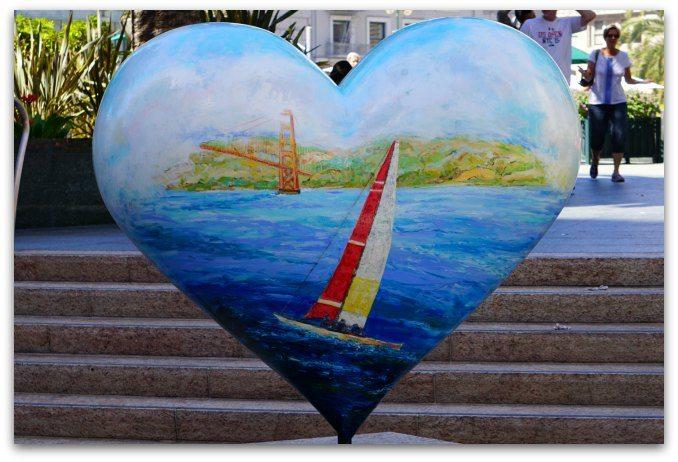 Hearts of SF Union Square