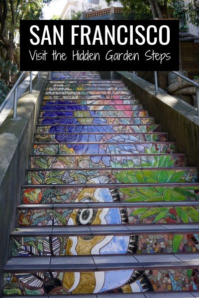 Hidden Gardens Steps in the Inner Sunset: Tips to Visit
