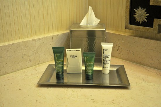 amenities at hilton