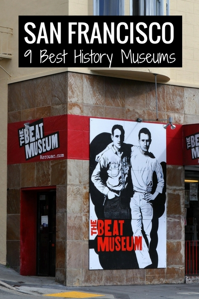 History Museums in San Francisco