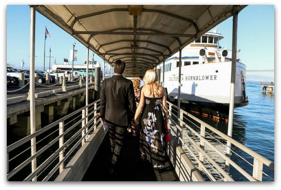 Hornblower Dinner Dance Cruise