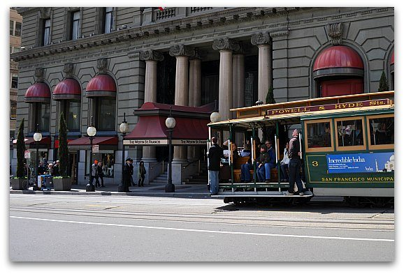 Hotels in Union Square San Francisco