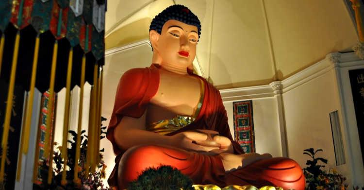 Hua Zang Buddhist Temple SF