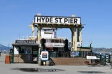 hyde street pier in sf