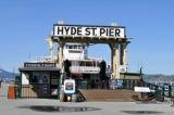 hyde street pier in sf