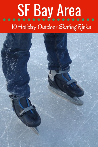 SF Bay Area: 12 Fun Outdoor Ice Skating Rinks