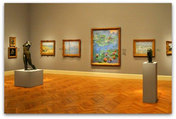 impressionist art legion of honor