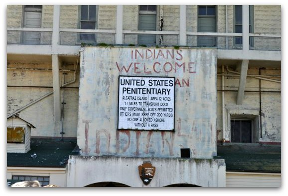 essays on alcatraz indian occupation Representations of pocahontas in hanay including the famous 1973 siege at wounded knee and the occupation of alcatraz an anthology of american indian.