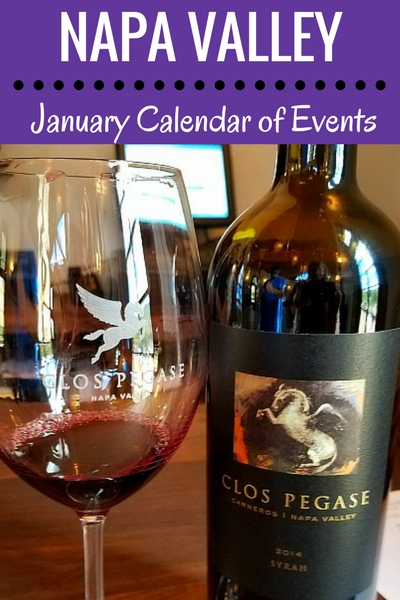 January Events: Calendar of Festivals, Wine Tasting, & More