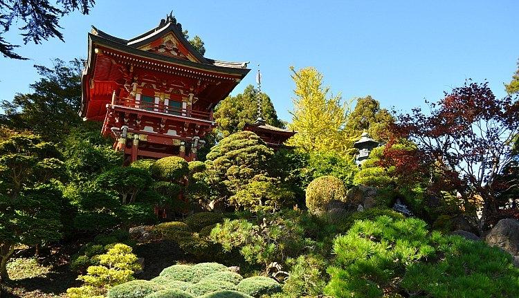 Japanese Tea Garden GGP