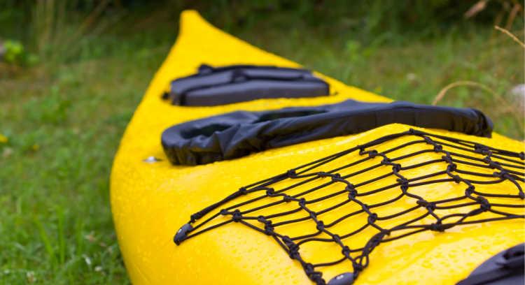 Kayaking Along the Napa River