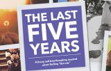 last five yars