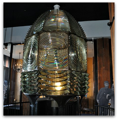light at maritime museum