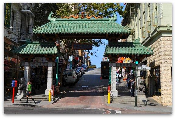 main chinatown gate
