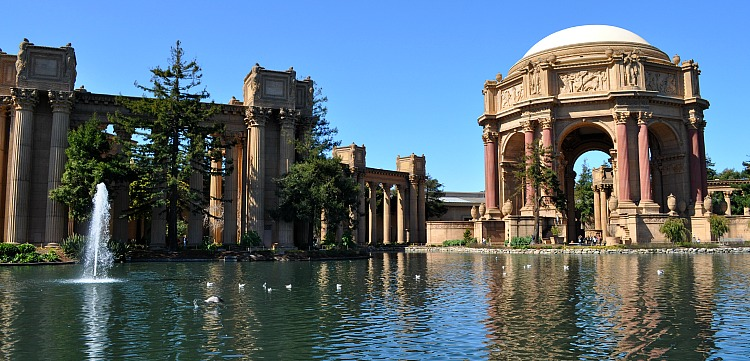 Marina's Palace of Fine Arts