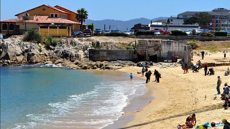 McAbee Beach Monterey