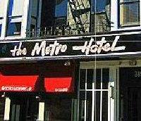 metro hotel sf