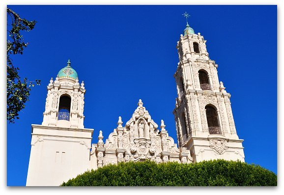 Mission Dolores SF