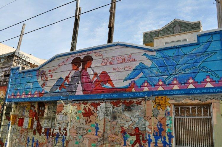 Mission Murals