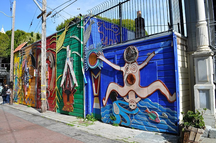Mission Murals in San Francisco
