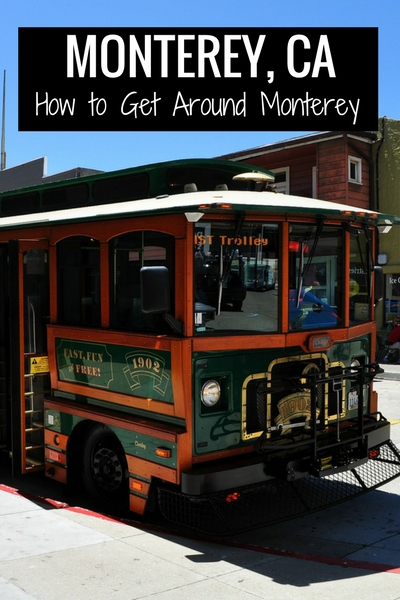 Monterey Transportation