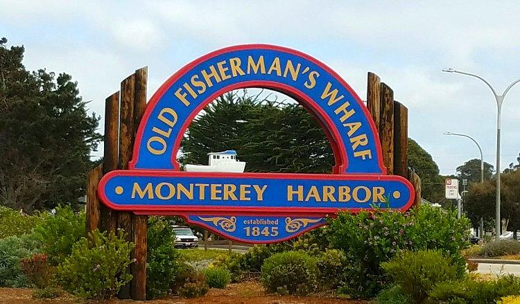 Monterey Travel - Old Fisherman's Wharf