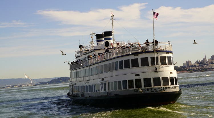 Mother's Day Cruise on the Hornblower