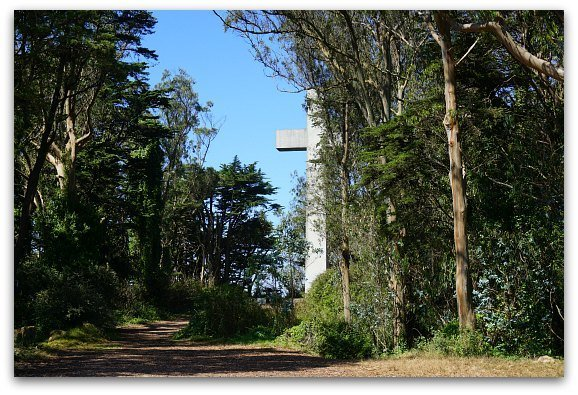Mt. Davidson Cross
