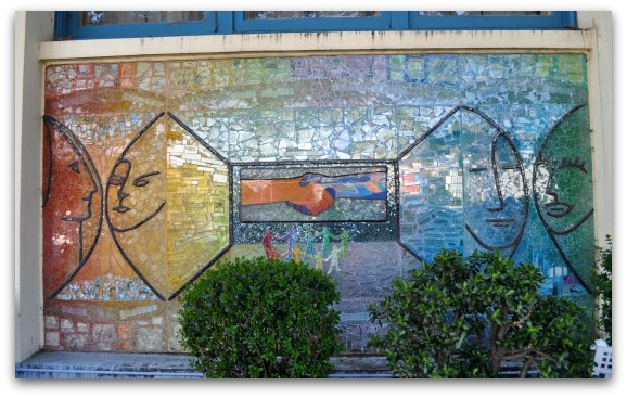 mural castro