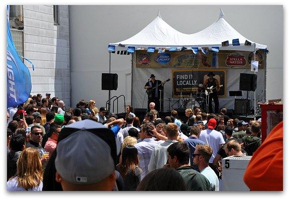 Music Festival in Sf