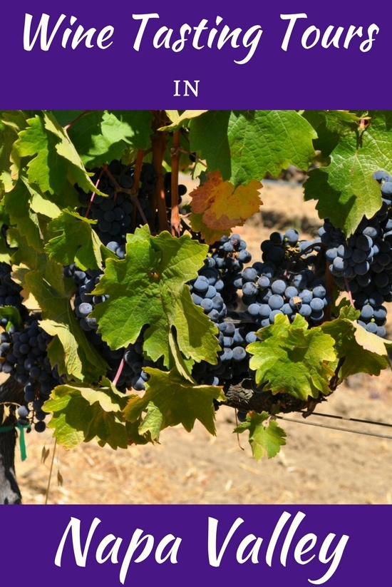 Napa Valley Wine Tasting Tours 10 Great Options