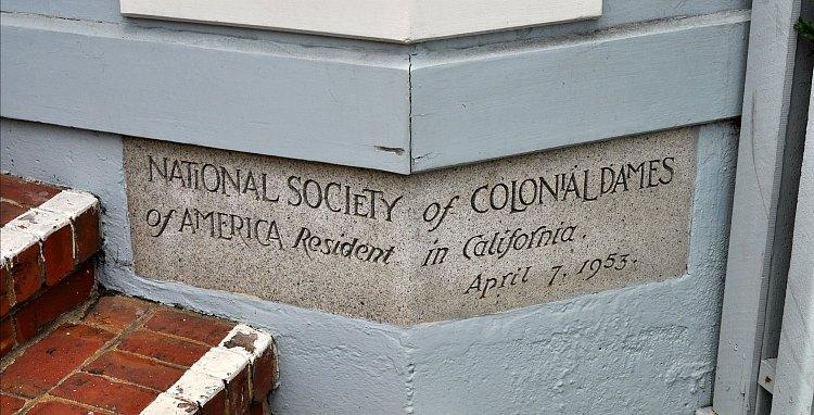 National Society of Dames SF