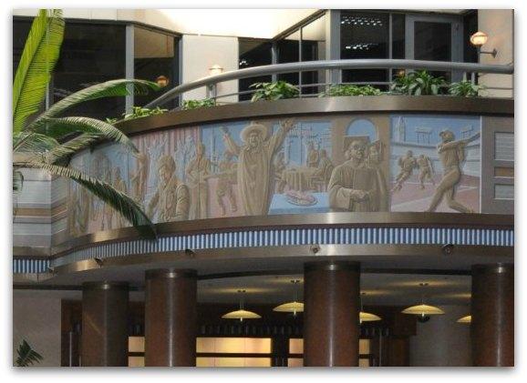 new rincon center murals