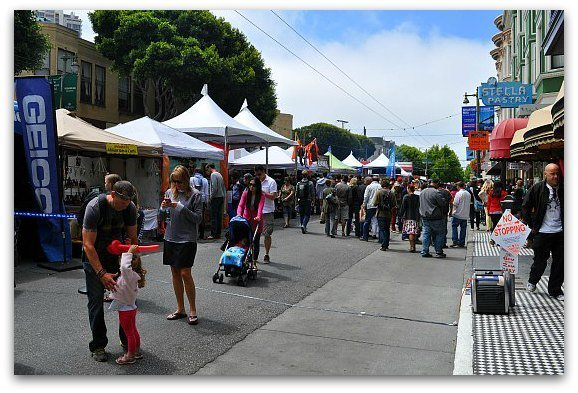 North Beach Festival
