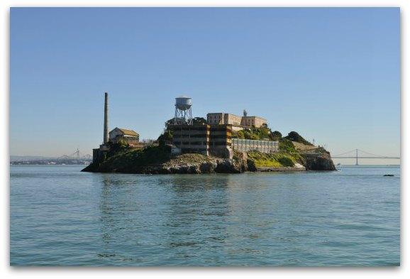 northern side alcatraz