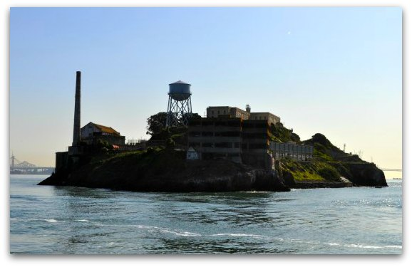 northern alcatraz island