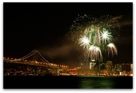 NYE Cruises in San Francisco