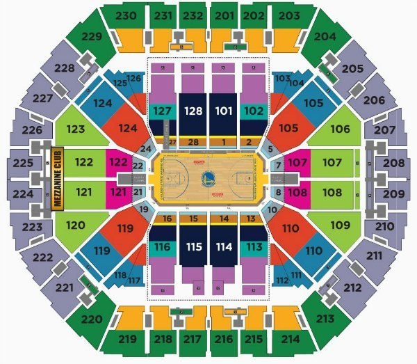 Golden State Warriors New Stadium: Golden State Warriors Tickets & Schedule 2019