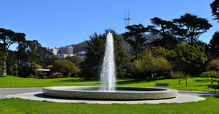 Outdoors in San Francisco