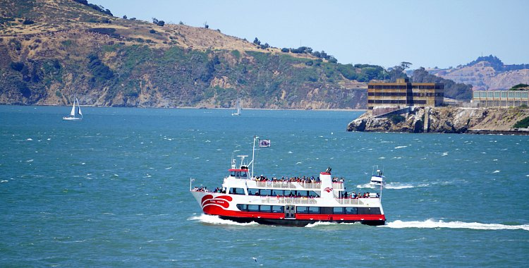 Cruises in San Francisco for outdoor activities