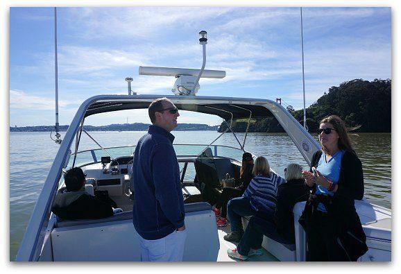 Yacht Cruise SF Bay